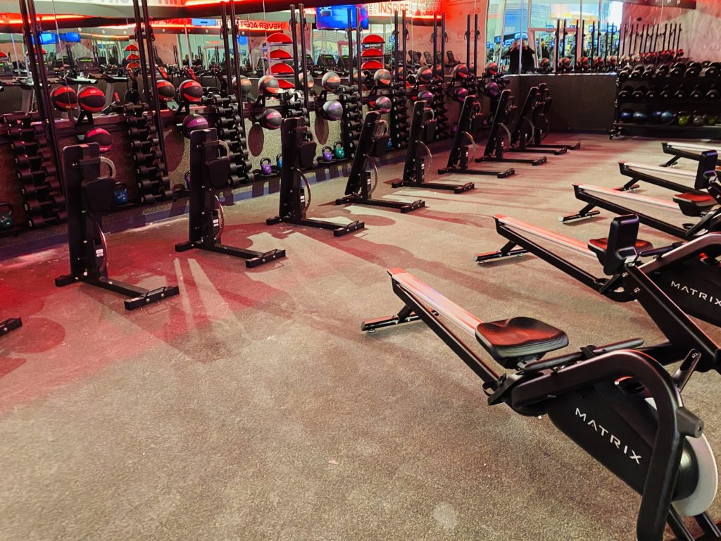Ashburn S New La Fitness Prepares For Opening Day The Burn